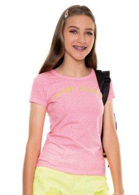 blusa juvenil feminina malibu rosa fakini 2832 1