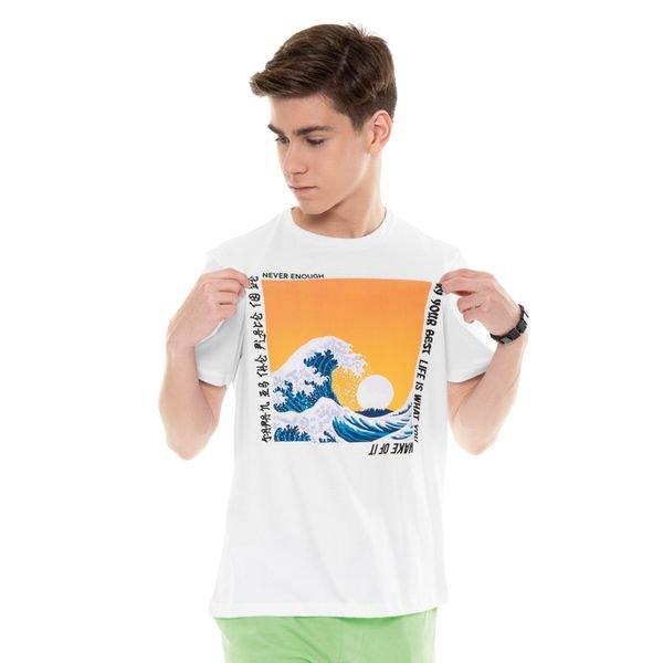 camiseta juvenil masculina japan branco fakini 2871 1