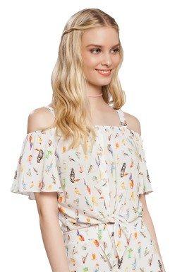 blusa juvenil feminina estampada offwhite lunender hits 36042 1