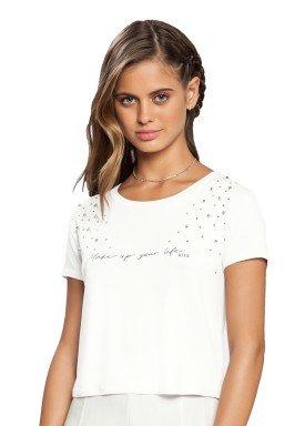blusa juvenil feminina makeup branco lunender hits 46954 1