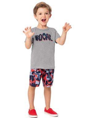 conjunto infantil masculino roar mescla alenice 44325 1