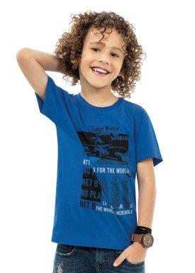 camiseta infantil masculina skate azul kamylus 12045 1