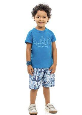 conjunto infantil masculino school azul kamylus 12029 1