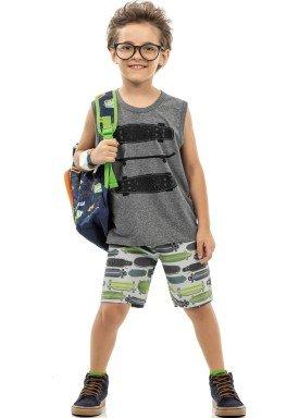 conjunto infantil masculina skate mescla kamylus 12043 1