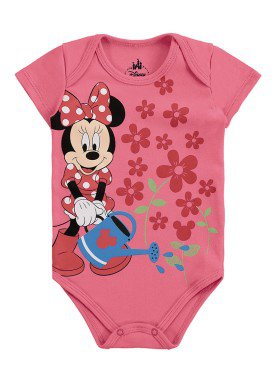 body bebe feminino minnie rosa marlan d4151