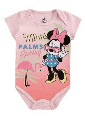 body bebe feminino minnie rosa marlan d4155