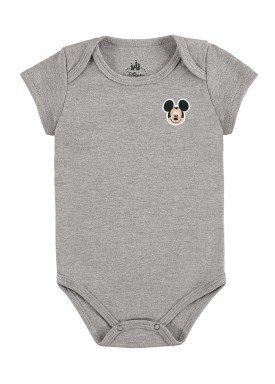 body bebe masculino mickey mescla marlan d5412