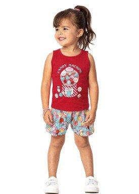conjunto infantil feminino candy vermelho marlan 42438 1