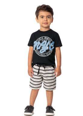 conjunto infantil masculino basketball preto marlan 42452 1