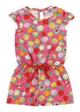 macaquinho infantil feminino balinhas rosa marlan 42439 1