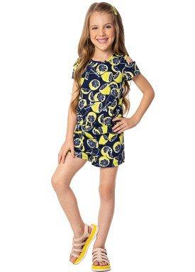 macaquinho infantil feminino lemonade marinho marlan 44639 1