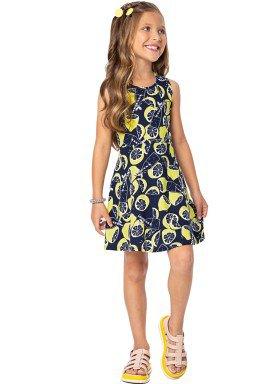 vestido infantil feminino lemonade marinho marlan 44637 1