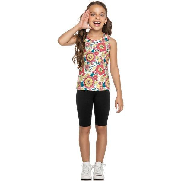conjunto infantil feminino floral natural elian 251348 1