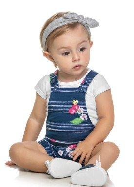 conjunto bebe feminino flowers branco elian 211070 1