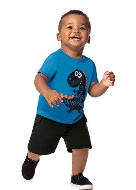 conjunto bebe masculino dinossauro azul alenice 41008 1