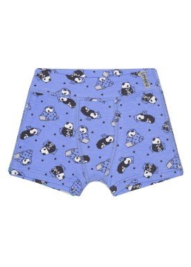 cueca infantil masculina panda dorminhoco azul upman mini 367c5