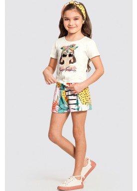 conjunto infantil feminino super fashion offwhite alakazoo 47292 1