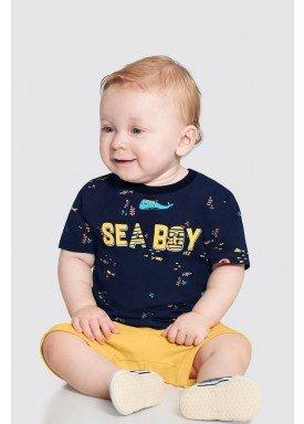 conjunto bebe masculino sea boy marinho alakazoo 46808 1