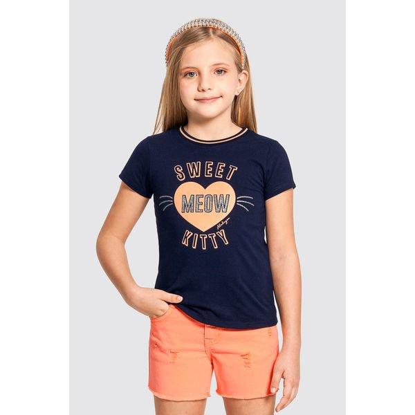 blusa infantil feminina meow marinho alakazoo 47264 1