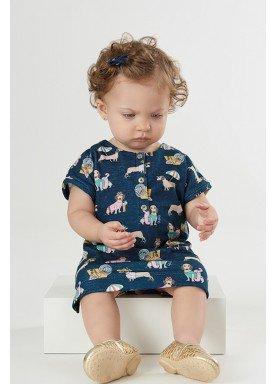 vestido bebe feminino summer marinho upbaby 42874 1
