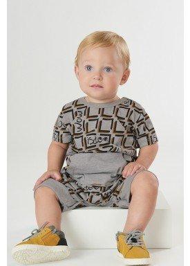 macaquinho bebe masculino wow mescla upbaby 42935 1