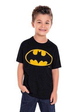camiseta infantil masculina batman preto fakini 3462 1