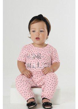 macacao bebe feminino minimalist rosa upbaby 42925 1
