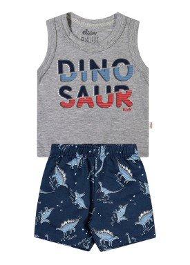conjunto bebe masculino dinosaur mescla elian 20878 1