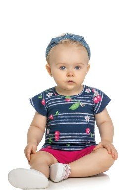 conjunto bebe feminino cherries marinho elian 211082 1