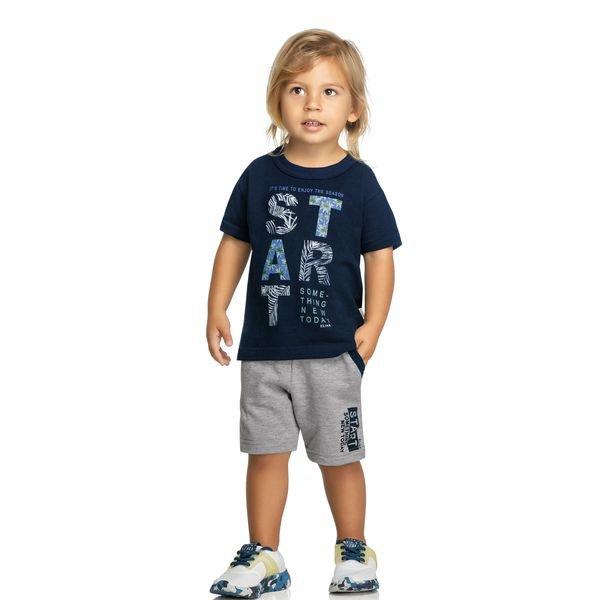 conjunto infantil masculino start marinho elian 221061 1