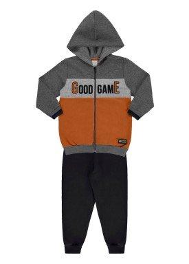 conjunto moletom infantil juvenil masculino good game mescla 67385 1