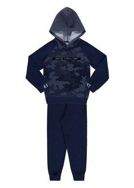 conjunto moletom infantil masculino special force marinho 67427 1
