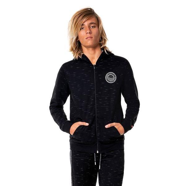 jaqueta moletom juvenil masculina lifestyle preto fico 68442 1