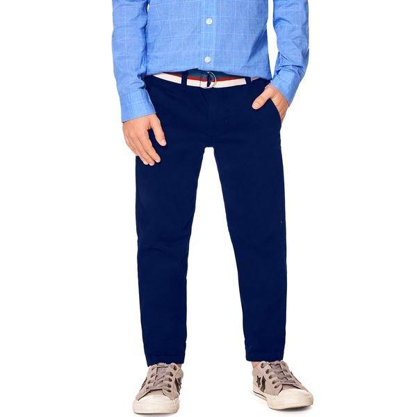 calca sarja infantil juvenil masculina marinho alakazoo 67123 1