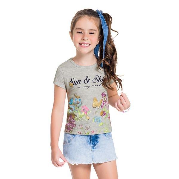 blusa infantil feminina sun shine mescla brandili 34196 1
