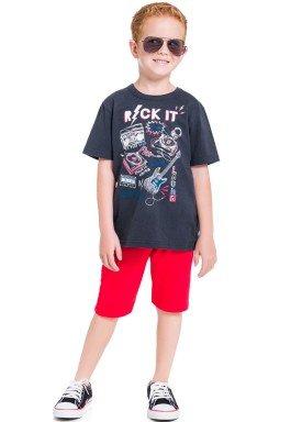 conjunto infantil masculino rockit cinza brandili 34309 1
