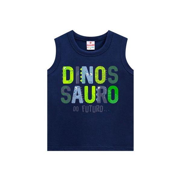 regata infantil masculina dinossauro marinho brandili 34242