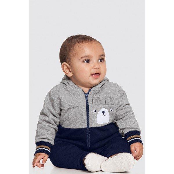 conjunto moletom bebe masculino mescla alakazoo 62547 1
