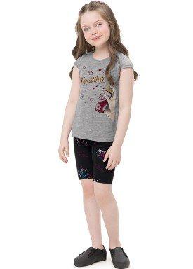 conjunto infantil feminino beautiful mescla alenice 47168 1
