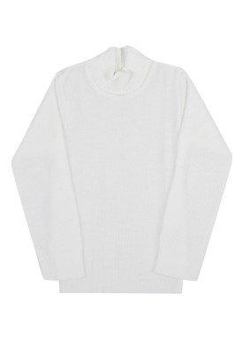 blusa la infantil unissex branco remyro 0102