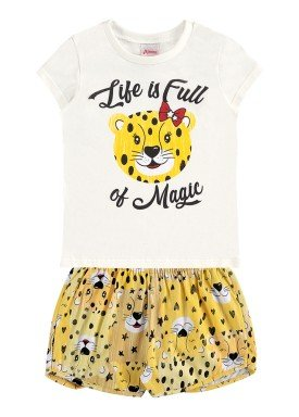 conjunto infantil feminino magic natural alenice 44553 1