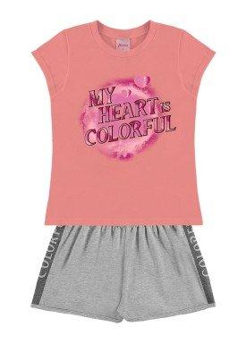 conjunto infantil feminino colorful salmao alenice 47206 1