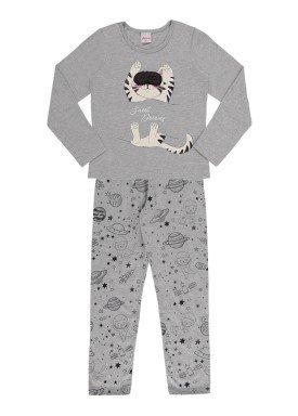 pijama longo infantil feminino sweet dreams mescla 44538 1