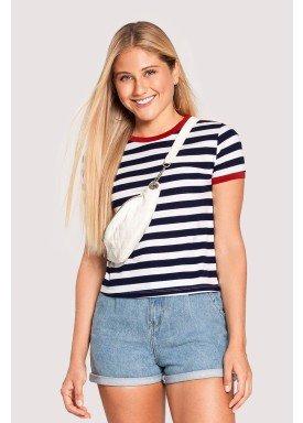 blusa meia malha juvenil feminina listrada marinho lunender hits 46790 1