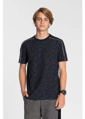 camiseta malha mouline juvenil preto fico 48596 1