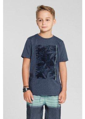 camiseta malha view flex infantil masculina marinho fico 48564 1