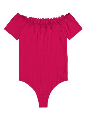 body malha canelada juvenil feminino rosa lunender hits 46785 1