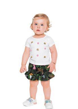 conjunto meia malha bebe feminino tropical branco fakini 2002 1