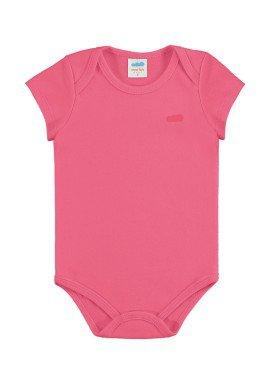 body suedine bebe feminino rosa marlan 54138