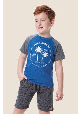 camiseta meia malha infantil masculina surf riders azul marlan 64611 1